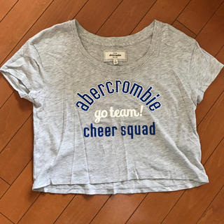 アバクロンビーアンドフィッチ(Abercrombie&Fitch)の早い者勝ち!アバクロ!ショートTシャツ!(Tシャツ(半袖/袖なし))
