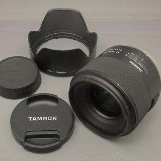 タムロン(TAMRON)のタムロン ニコン用35mmF1.8Di VC USD F012(レンズ(単焦点))