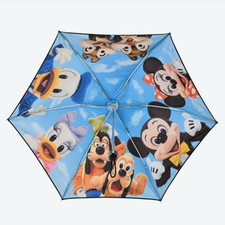 Disney - ディズニー実写 傘 晴雨兼用