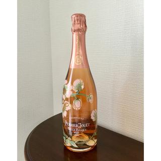 エポック(EPOCH)のベルエポック ロゼ 2006年 750ml (シャンパン/スパークリングワイン)