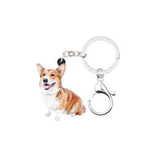 コーギー こーぎーキーホルダー♪ 新品未使用品 送料無料 001(犬)