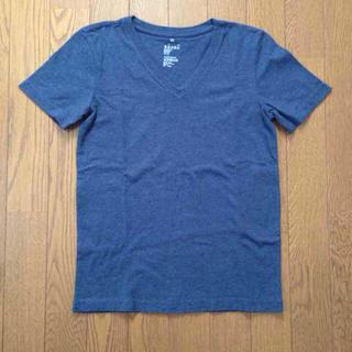 ムジルシリョウヒン(MUJI (無印良品))の無印良品 VネックTシャツ(Tシャツ(半袖/袖なし))