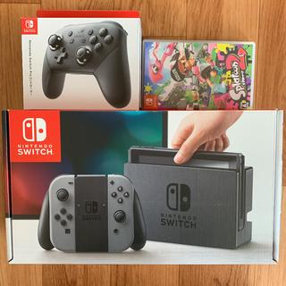 Nintendo Switch - Nintendo Switch スプラトゥーン2セット プロコン