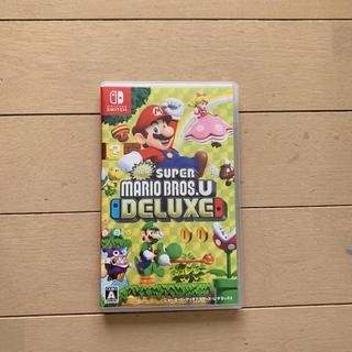 Nintendo Switch - スーパーマリオブラザーズU