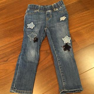 ベビーギャップ(babyGAP)のGAP3歳女の子向けジーンズ(パンツ/スパッツ)