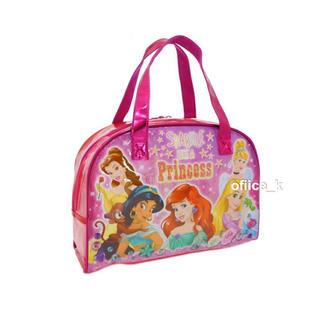 ディズニー(Disney)のディズニー プリンセス プールバッグ ビーチバッグ スイミングバッグ 水泳(マリン/スイミング)