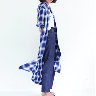 マディソンブルー(MADISONBLUE)のMADISON  BLUE☆シャツワンピース(ロングワンピース/マキシワンピース)
