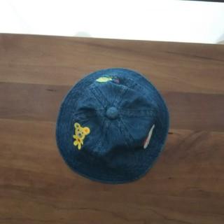 ミキハウス/帽子/サイズ50(帽子)