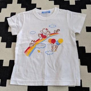 ファミリア(familiar)のファミリア Tシャツ 女の子 100cm(Tシャツ/カットソー)