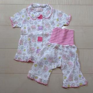 サンリオ(サンリオ)のsize90 キキララちゃん 半袖パジャマ(パジャマ)
