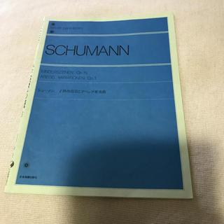 シューマン2冊(クラシック)