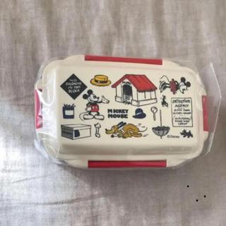 ディズニー(Disney)の新品 お弁当箱 ミッキーマウス ドーム型(弁当用品)