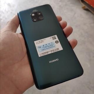 HUAWEI mate 20 pro 8+128GB  指紋認証(スマートフォン本体)
