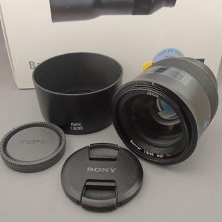 ソニー(SONY)のカールツアイス BATIS85mmF1.8 SONY E(レンズ(単焦点))