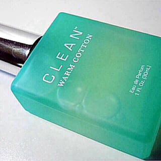 クリーン(CLEAN)の【新品】CLEAN WARM COTTON / PARFUM  (ユニセックス)
