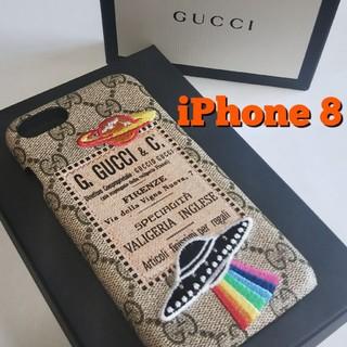 グッチ(Gucci)のGUCCI iPhoneケース GG クーリエ(iPhoneケース)