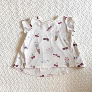 ジェラートピケ(gelato pique)のジェラートピケ♡Tシャツ(Tシャツ/カットソー)