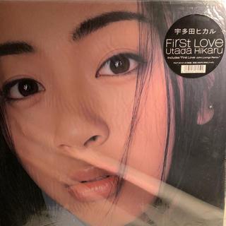 宇多田ヒカル   FIRST LOVE    レコード