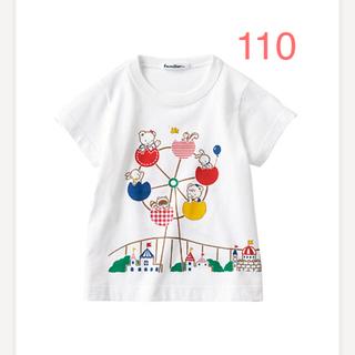 ファミリア(familiar)のファミリア 半袖シャツ 110(Tシャツ/カットソー)