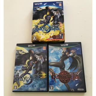 Wii U - wiiu ベヨネッタ1.2同梱版