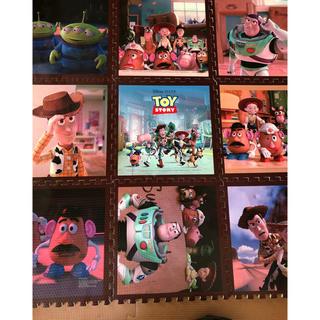 ディズニー(Disney)のディズニー ピクサー ジョイントマット(フロアマット)
