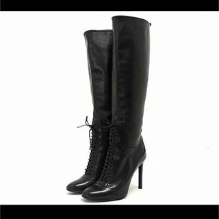 クリスチャンディオール(Christian Dior)のクリスチャンディオール ロングブーツ(ブーツ)
