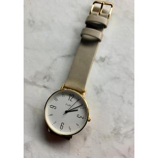 スリーフォータイム(ThreeFourTime)のThreeFourTime シンプルベルト腕時計(腕時計)