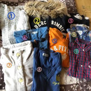 アバクロンビーアンドフィッチ(Abercrombie&Fitch)のAbercrombie&Fitch 冬服(パーカー)