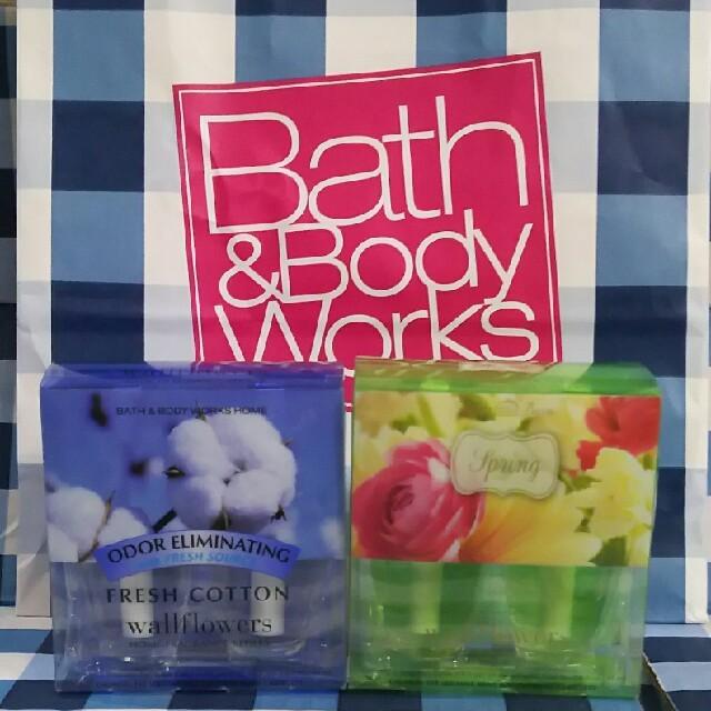 Bath & Body Works(バスアンドボディーワークス)のバスアンドボディワークス ウォールフラワーリフィルセット コスメ/美容のリラクゼーション(アロマオイル)の商品写真
