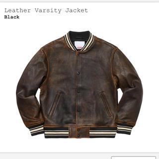 シュプリーム(Supreme)のsupreme leather(レザージャケット)