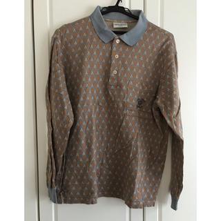 ニナリッチ(NINA RICCI)のNINA RICCI ニナリッチ 長袖ポロシャツ(Tシャツ/カットソー(七分/長袖))