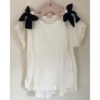 プティマイン(petit main)のpetit main 100cm Tシャツ(Tシャツ/カットソー)