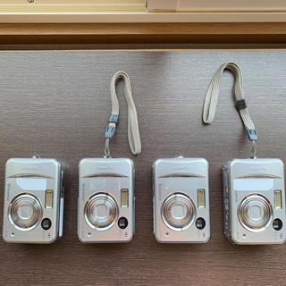 フジフイルム(富士フイルム)のジャンク品、富士フイルム、デジタルカメラ4個(コンパクトデジタルカメラ)