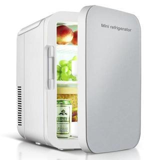 35 VOKUA 冷温庫 ミニ冷蔵庫 10L 小型でポータブル 家庭 車載両用