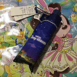 ディズニー(Disney)のTDL ディズニー リゾート 限定 パーク夜景デザイン 晴雨兼用傘 日傘 (傘)