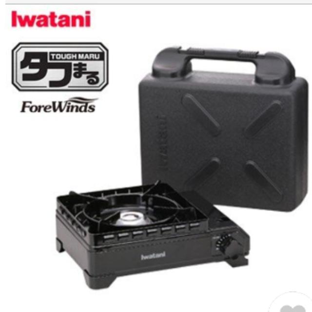 Iwatani(イワタニ)のイワタニ カセットコンロ CB-ODX-1 インテリア/住まい/日用品のキッチン/食器(その他)の商品写真