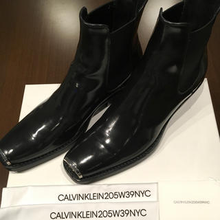 Calvin Klein - 205w39nyc クリスブーツ 42