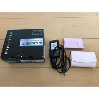 フジフイルム(富士フイルム)のFUJIFILM FINEPIX Z200fd(コンパクトデジタルカメラ)