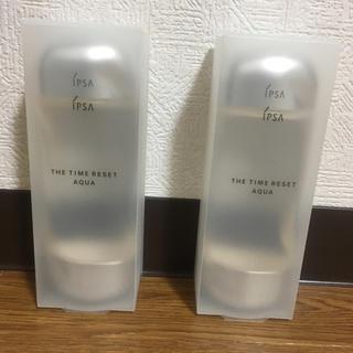 イプサ(IPSA)のイプサ ザ・タイムR アクア 2本(化粧水 / ローション)