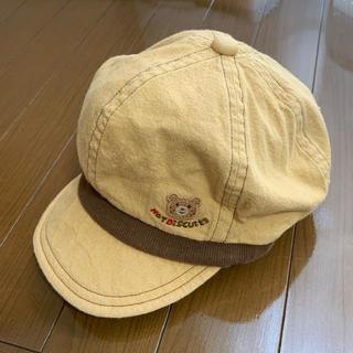 ホットビスケッツ(HOT BISCUITS)のホットビスケッツの帽子(キャップ)