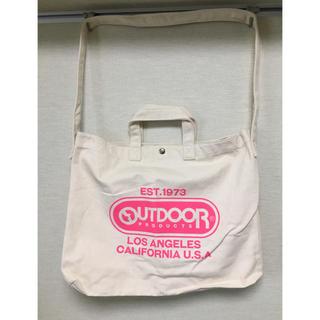 アウトドアプロダクツ(OUTDOOR PRODUCTS)の【新品】OUTDOOR 2wayバッグ(ショルダーバッグ)
