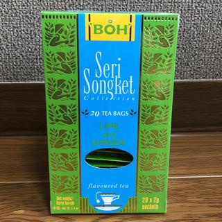 ボー(BOH)のBOH TEA LIME and GINGERE ライム アンド ジンジャー(茶)