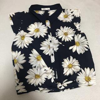 アイズビット(ISBIT)のISBIT DAIKANYAMA デイジーブラウス トップス シャツ(シャツ/ブラウス(半袖/袖なし))