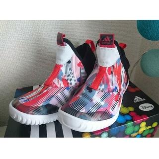 アディダス(adidas)の送料無料!adidas ミッキー スニーカー 20㎝■アディダス ディズニー(スリッポン)