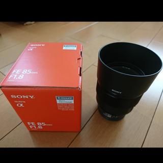 ソニー(SONY)の超美品 Sony ソニー SEL85F18 単焦点 レンズ(レンズ(単焦点))