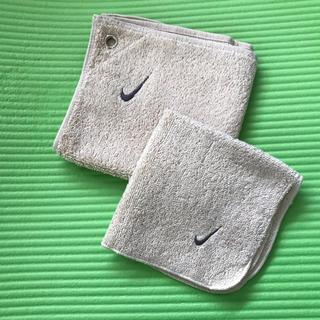 ナイキ(NIKE)の未使用❗️ゴルフタオル&ハンドタオル セット(タオル/バス用品)