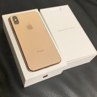 アイフォーン(iPhone)のiPhone XS(スマートフォン本体)