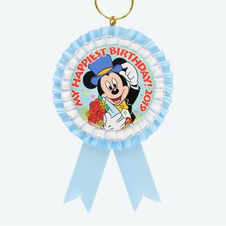 Disney - ミッキー バースデーロゼット ディズニー限定