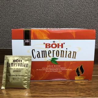 ボー(BOH)のBOH  Cameronian 60袋 1箱 紅茶 GOLD BLEND(茶)