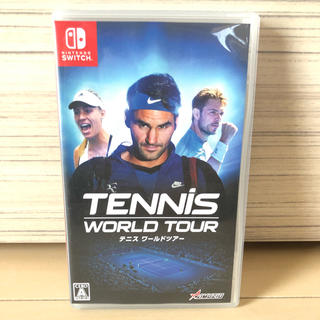 Nintendo Switch - テニスワールドツアー